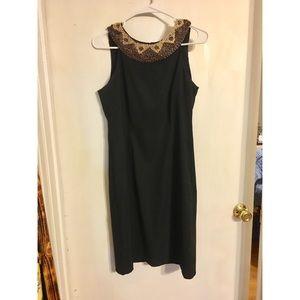 AB Studio sleeveless dress